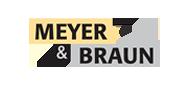 Logo MEYER & BRAUN