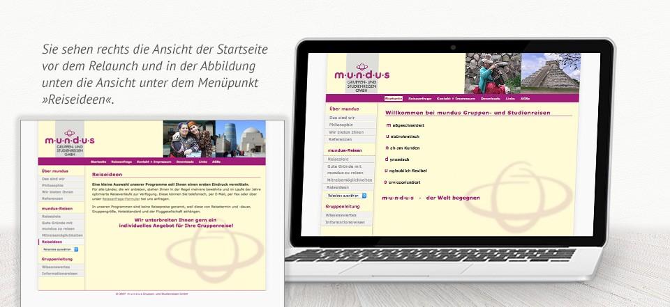 mundus* Reisen GmbH